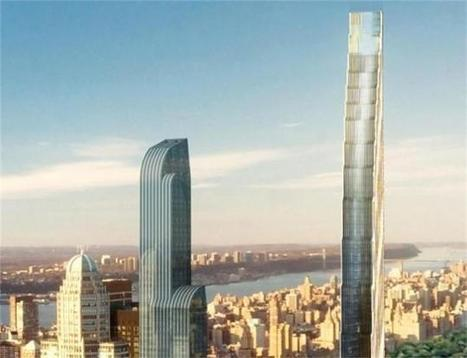 $725M loan to build one of the world's tallest apartment towers | Property Finance & Investment | Scoop.it