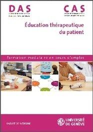 DAS - Education thérapeutique du patient - DIFEP - Centre de formation continue et à distance - UNIGE | Education Thérapeutique du Patient - UTEP Besançon | Scoop.it