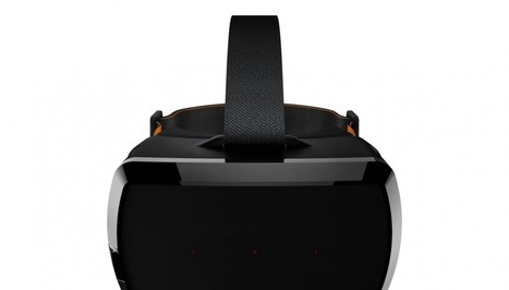 Leap Motion Partners with OSVR to Provide Integrated Sensor Faceplate for HDK - Road to VR | Metaverse NewsWatch | Scoop.it