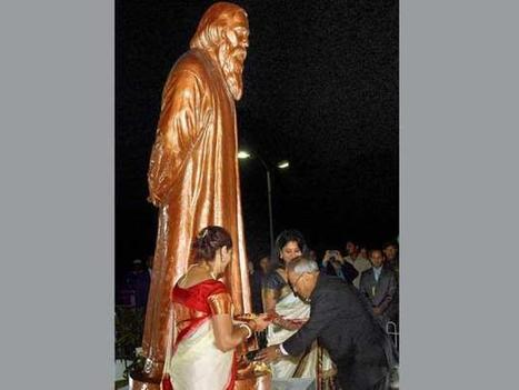 Tagore misunderstood due to poor translations: Swedish Scholar - Oneindia | Literature & Psychology | Scoop.it