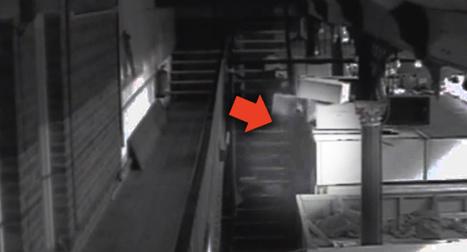 Misteri: Fantasma dispettoso in un mercato al coperto | coscienza universale | Scoop.it