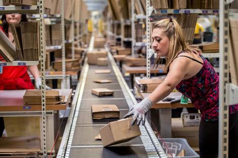 Amazon France met le paquet sur son rayon alimentaire | Transformation digitale - Evolution numérique de l'entreprise | Scoop.it
