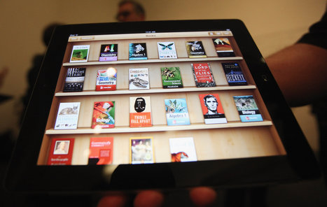 Fallout From Apple's Loss on E-Books | Publishing Digital Book Apps for Kids | Scoop.it