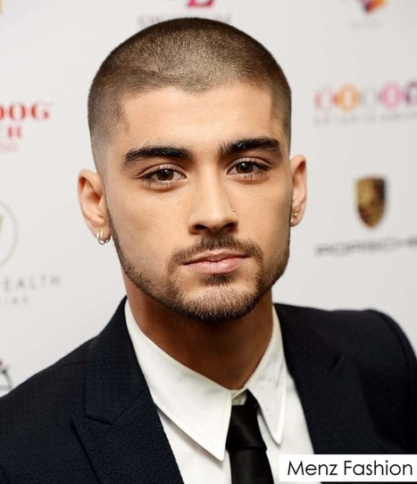 Zayn Malik's shaved head style   Tech Tips and Reviews   Scoop.it