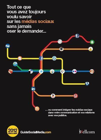 Guide Social Media 2012 | WebZine E-Commerce &  E-Marketing - Alexandre Kuhn | Scoop.it