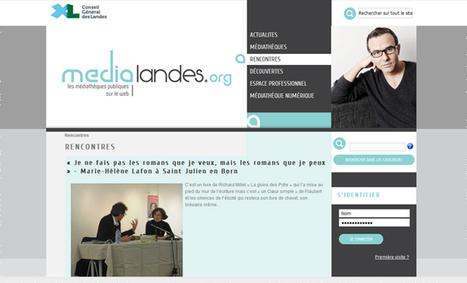 Le département des Landes lance la première médiathèque numérique départementale! | musique numérique en bibliothèque | Scoop.it