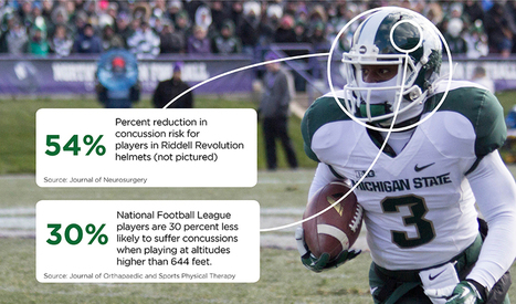 Cracking helmets: the two-sided battle of concussion prevention in football - Medill Reports: Chicago | Occupational risk prevention and something more. | Scoop.it
