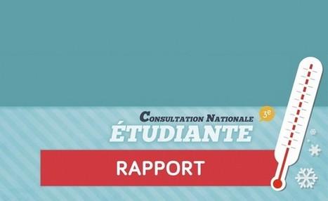 Concertation : plus de Développement Durable étudiants | ISR, DD et Responsabilité Sociétale des Entreprises | Scoop.it