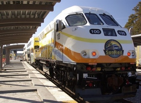 Leaders betting lots on upcoming mass transportation experiment with SunRail ... - Naples Daily News | Passenger Rail Resurgence in the U.S. | Scoop.it