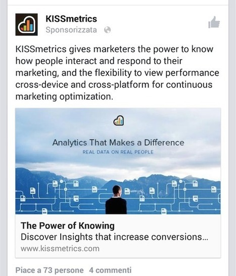 Copywriting e Facebook Ads: meno frizione, più empatia | Digital Marketing News & Trends... | Scoop.it
