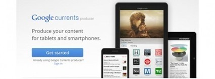 Comment publier un blog sur Google Currents | formation 2.0 | Scoop.it