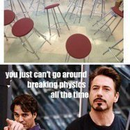 Physics and the act of breaking it | HUMOUR WTF,BUZZ VIDEO & MEMES... | Scoop.it