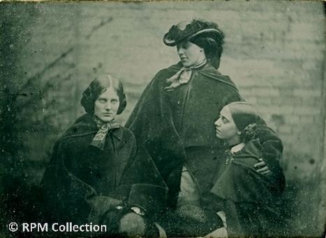 monteverdelegge: Una foto delle sorelle Brontë? | Il mondo della letteratura | Scoop.it