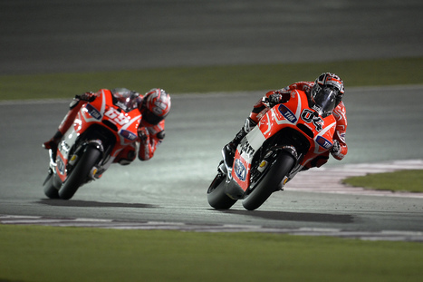 Qatar Race Photos | Ducati | Ductalk Ducati News | Scoop.it
