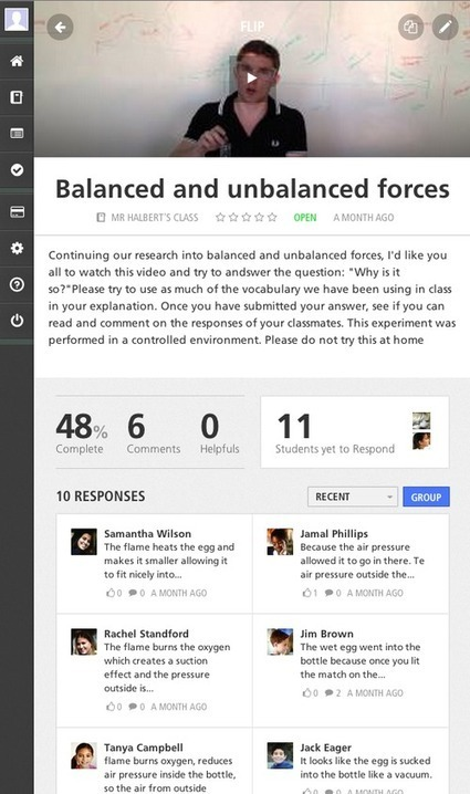 Balanced and Unbalanced Forces | Forces | Scoop.it