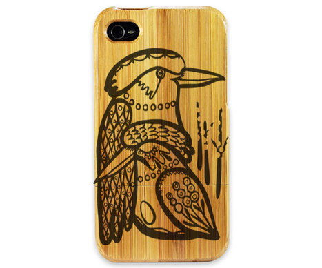 Wooden iPhone 4 Cases | iphone 4 bamboo wood case | Scoop.it