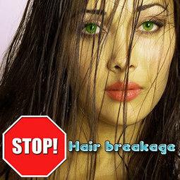 Stop Hair Breakage | Women Health | Scoop.it