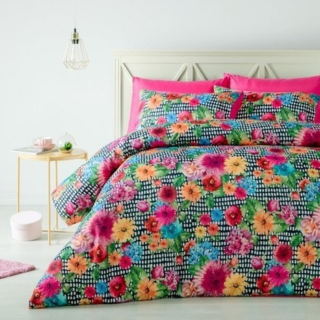 Kelly Quilt Cover Set by Big Sleep - Manchester House | Soft Furnishings | Scoop.it