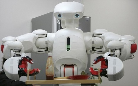 Japan to open robot farm in tsunami disaster zone - Telegraph.co.uk | Robots and Robotics | Scoop.it