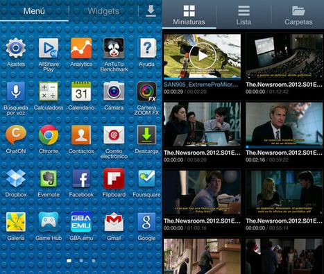 Samsung Galaxy Note II, análisis | Soy un Androide | Scoop.it