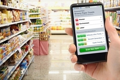 Une application pour acheter selon ses valeurs | Identité de marque | Scoop.it