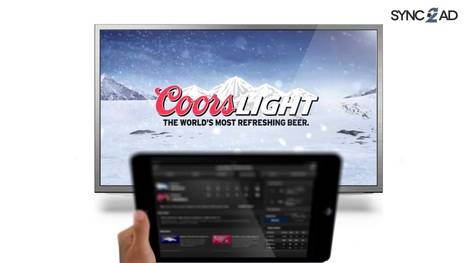 Second-Screen Ad Synching Set to Soar in 2015 - Millward Brown | Big Media (En & Fr) | Scoop.it