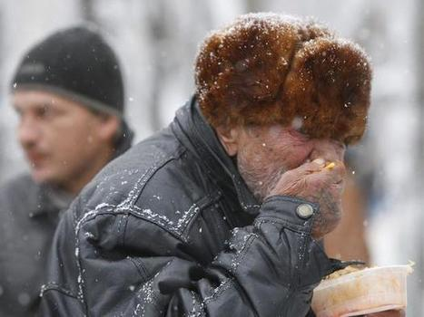 Isso é o fim: Com temperaturas de até -59°C, Rússia registra 123 ...   21 de dezembro de 2012   Scoop.it
