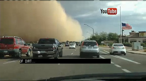 New app helps Arizonans prepare for major dust storms | KVOA (TV-Channel 4, Tucson) | Innovations in Positive Youth Development | Scoop.it