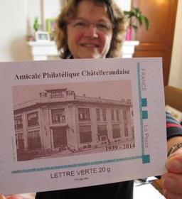 Amicale philatélique une alerte septuagénaire #Châtellerault   ChâtelleraultActu   Scoop.it