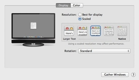 OS X 10.9.3 to bring 4K display and 60 Hz output on 2013 MacBook Pro | Daily Magazine | Scoop.it