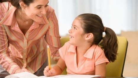 How to help your child with homework - Aol Money | Educational games for kids | Scoop.it