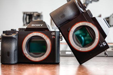 Sony A7 / A7R des 24x36 à objectifs interchangeables à partir de 1500€ | Photographie et autre | Scoop.it