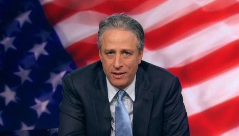 Must-see morning clip: Jon Stewart slams Americas's 200-year history of mistreating veterans | It Comes Undone-Think About It | Scoop.it