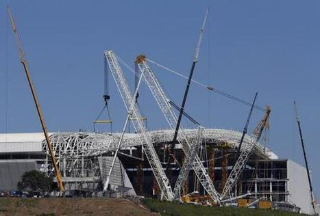 Brazil to declare no-fly zone over World Cup stadiums - NEWS.GNOM.ES   Sports Facility Management.4480209   Scoop.it