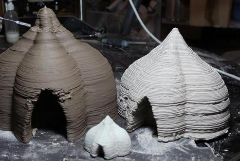 WASProject Aims to 3D Print Homes in 3rd World Countries Using Native Soil | 3D Printing and Fabbing | Scoop.it
