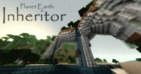 Planet Earth Inheritor Resource Pack for Minecraft 1.6.2 / 1.6.4 - Texture Pack | Minecraft Resource Packs | Scoop.it