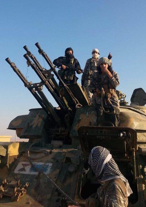 Twitter crackdown on terrorist group hampers U.S. intelligence efforts | Information wars | Scoop.it