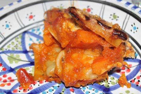 Enkla och Snabba Recept: Pumpalasagne med roquefort | Recept | Scoop.it