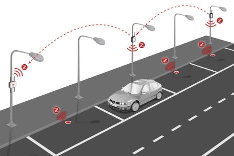 Passive Sensing Lets Smartphones Find Parking Spots | great buzzness | Scoop.it
