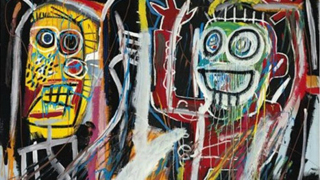 Basquiat painting fetches record $48.8M in New York | Art, photography and painting | Scoop.it