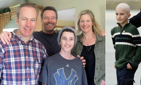 How a teenage cancer patient influenced the ending of Breaking Bad but never ... - Daily Mail | Leucémie | Scoop.it