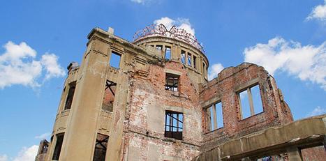 A-bomb Dome | Visit Hiroshima | Year 10 History & English: Sadako and the Thousand Paper Cranes | Scoop.it
