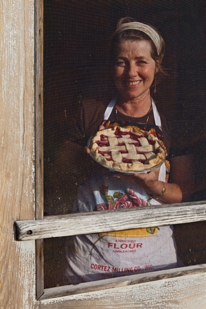 Picturing Pie Town, USA, In 1940 And Again Today : NPR | Photography and society | Scoop.it