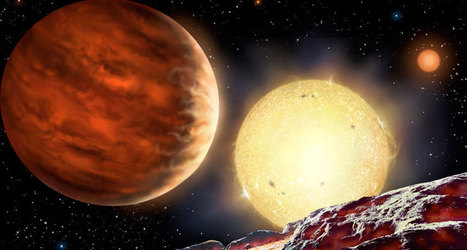 Teen finds exoplanet | Science And Wonder | Scoop.it
