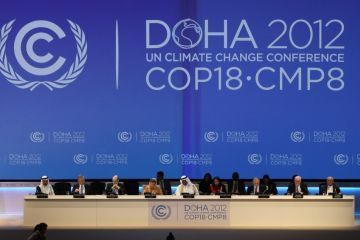 Unresolved disputes at U.N. climate talks in Doha | The Glory of the Garden | Scoop.it