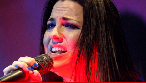 'Evanescence' Singer Sues -- Our Very Own Label is Our Worst Enemy | Hot Holly18-1 | Scoop.it