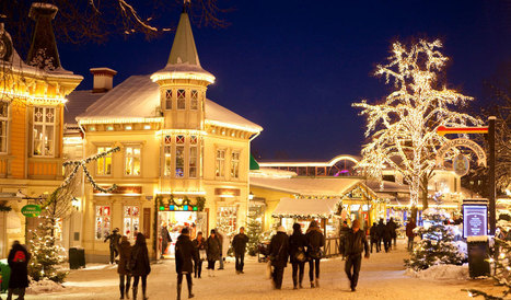 Get Ready for Christmas Lights in Los Angeles   9Holidays   Scoop.it
