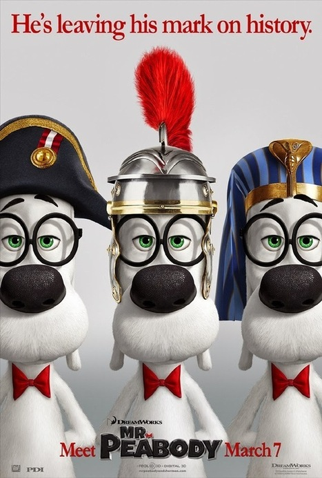 Watch Mr Peabody And Sherman (2014) Movie Full Online Free   Streaming ~ Watch Free Movies Online Without Downloading Anything or Signing Up or Surveys   Watch Mr Peabody and Sherman Movie Full Online Free   Megashare   Viooz   Putlocker   Streaming   2014   Scoop.it