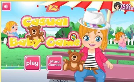 لعبة قص شعر أطفال | العاب تلبيس بنات | Scoop.it