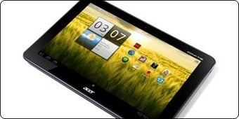 La Acer Iconia Tab A200 passe à Android 4.0 | blogeee.net | Ardoise et tablette | Scoop.it